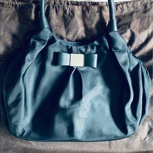 Kate Spade Black Vinyl purse